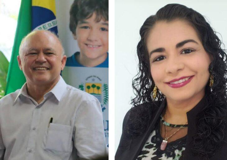 Décio Solano deixa Emgerpi e Álina Menezes assume o órgão