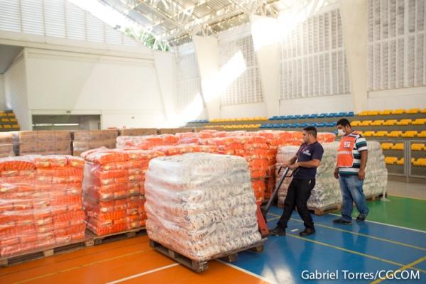 20 mil cestas básicas serão doadas pela prefeitura de Timon