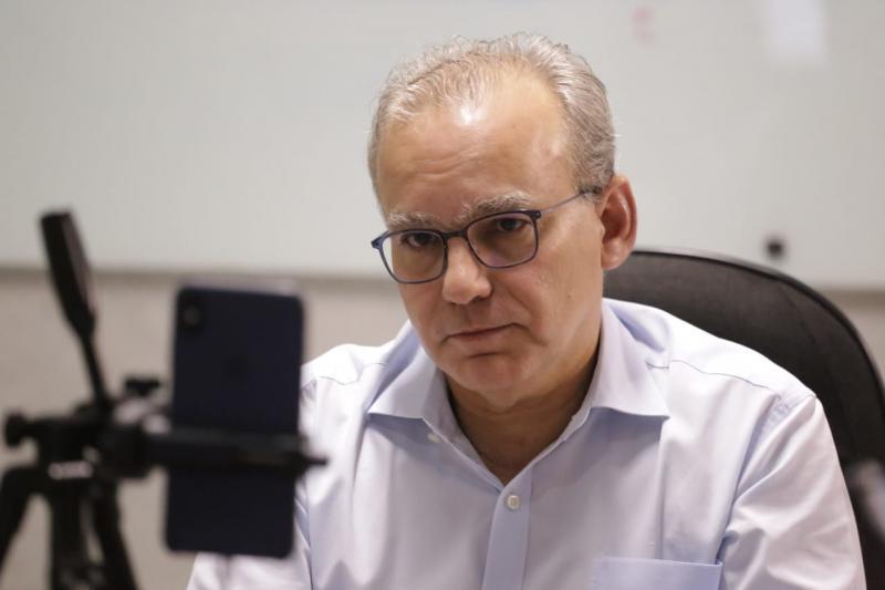Zona sul de Teresina tem maior risco de contaminação, diz prefeito