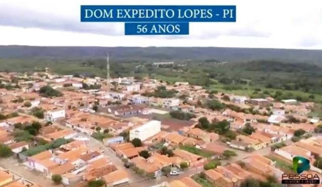 Dom Expedito Lopes completa 56 anos de emancipação política.