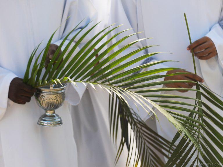 Neste Domingo de Ramos se inicia a Semana Santa,veja a história