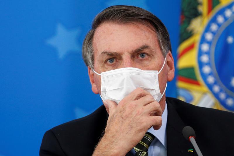 Datafolha: maioria dos brasileiros é contra a renúncia de Bolsonaro