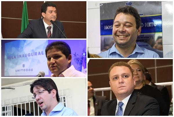 Cinco vereadores de Teresina são exonerados para disputar eleição