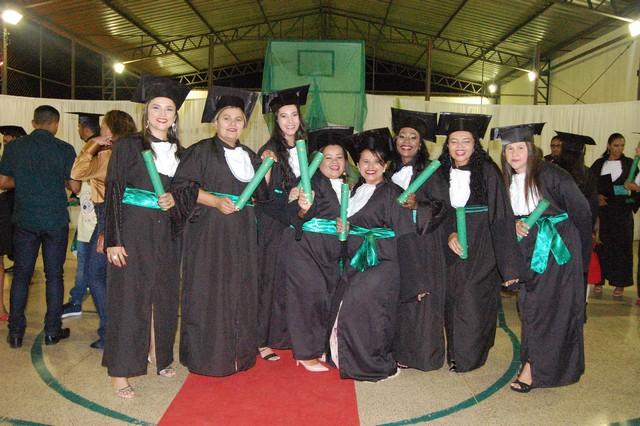 Formatura dos Técnicos em Agentes Comunitários de Saúde