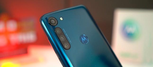 Motorola anuncia Moto G8 Power Lite com bateria de 5.000 mAh