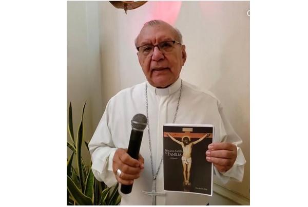 Arquidiocese de Teresina transmite celebrações pelas redes sociais