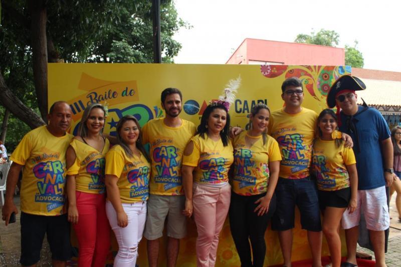 OAB-PI realiza 3º Baile de Carnaval da Advocacia