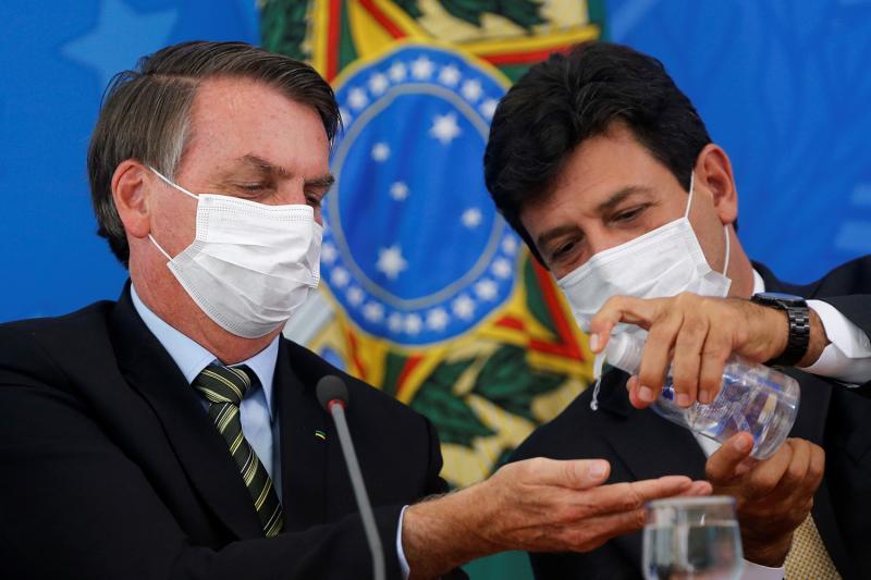 Bolsonaro decide demitir Mandetta ainda nesta segunda
