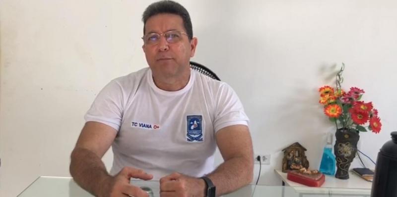 Coronel Viana se filia ao PSL