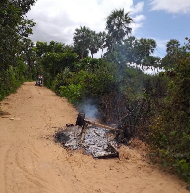Suspeito de assaltos é espancado até a morte no litoral do Piauí