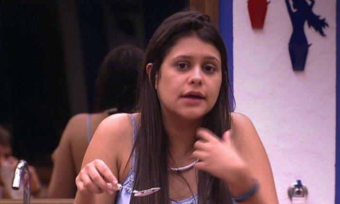 """BBB18: Ana Paula se revolta e chama Jessica e Lucas de """"Dona falsa e político"""""""