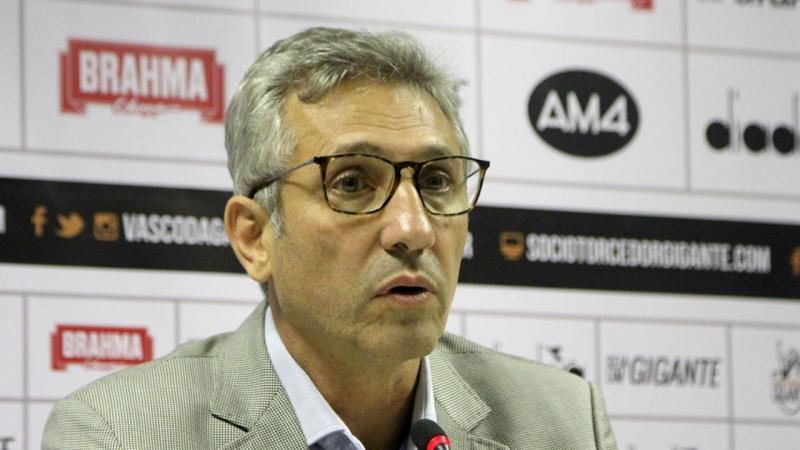 Vasco planeja reduzir elenco para enfrentar crise