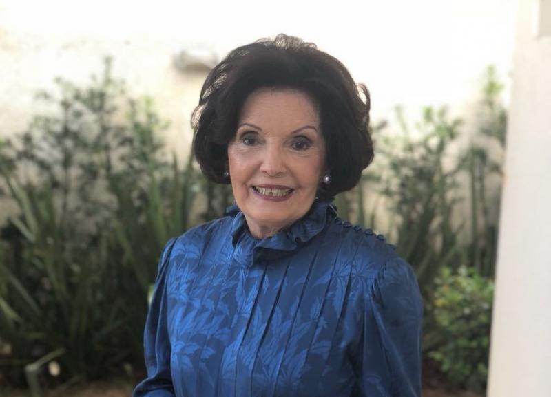 Mãe da deputada Iracema Portella morre em Teresina