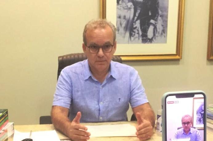 Prefeito de Teresina, Firmino Filho, nomeia novos secretários