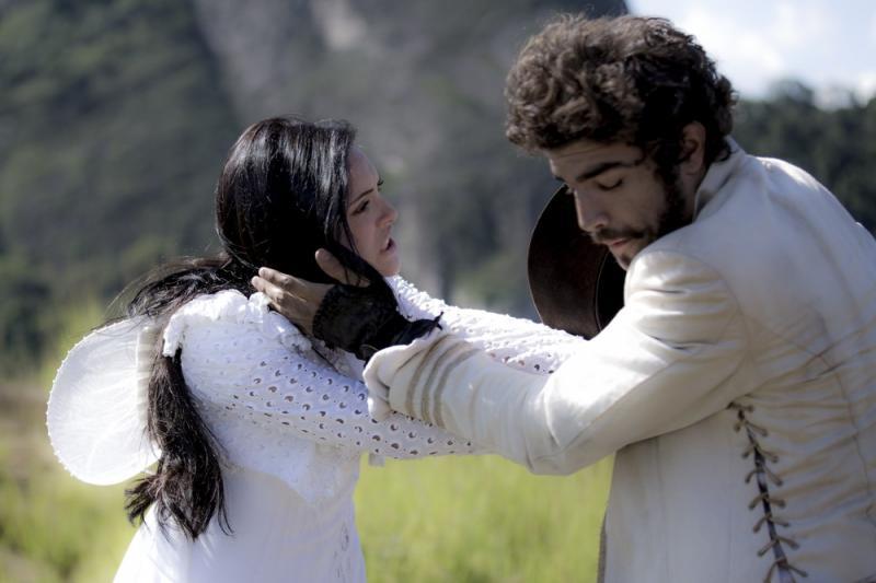 Novo Mundo: Anna ameaça Pedro e Joaquim cai em emboscada