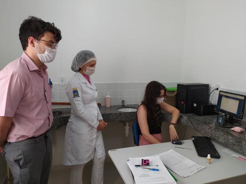 Covid-19: Saúde de Floriano e FAESF promovem 'live' internacional