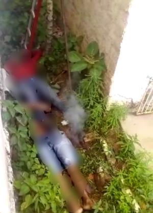 Vídeo: 2 homens morrem ao sofrer descarga elétrica em Timon