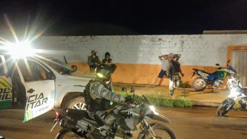 Demerval Lobão | Polícia Militar intensifica rondas pela cidade