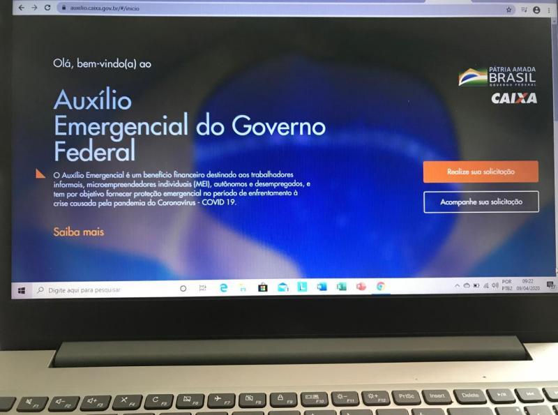 Auxílio emergencial de R$ 600 começa a ser depositado hoje