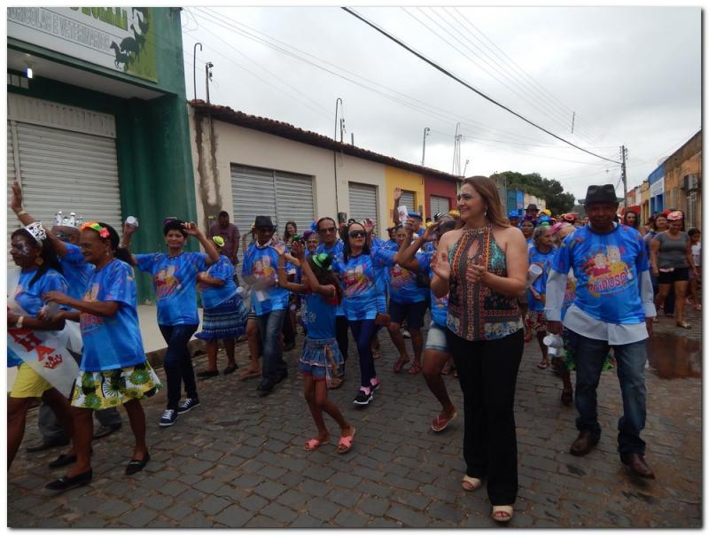 Bloco Vaidoso vai às ruas festejar o carnaval 2018