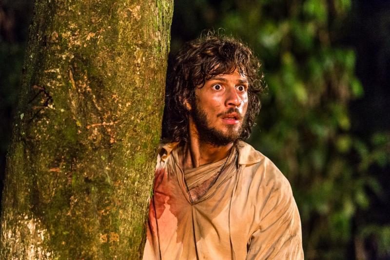 Novo Mundo: Após ser salvo, Joaquim presencia morte