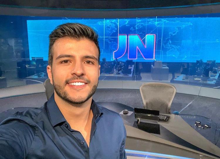 Jornalista que apresentou Jornal Nacional pede demissão da Globo