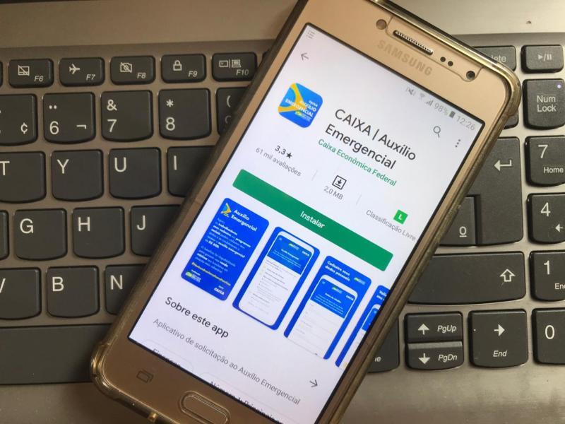 Saiba como se proteger de apps falsos para auxílio de R$ 600
