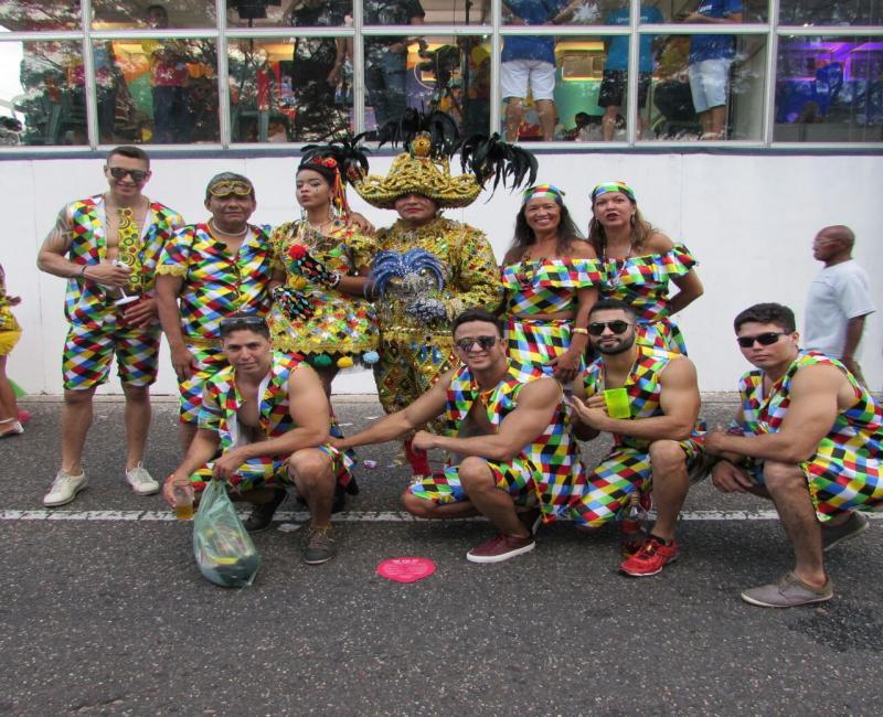 Veja as opções de festa do último dia de carnaval na Capital