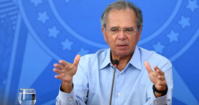 Ministro da Economia Paulo Guedes - Foto: Reprodução