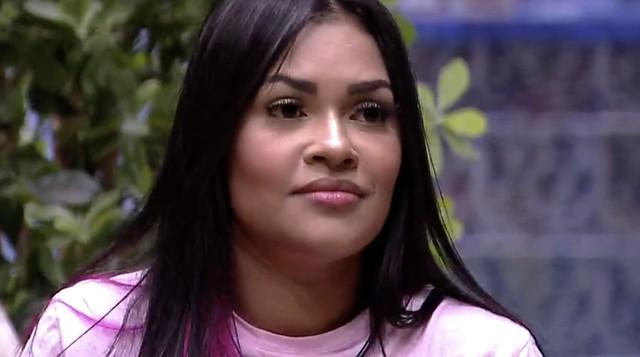 Flayslane foi eliminada do 'BBB20' com 63% dos votos neste domingo (12) — Foto: Reprodução/TV Globo