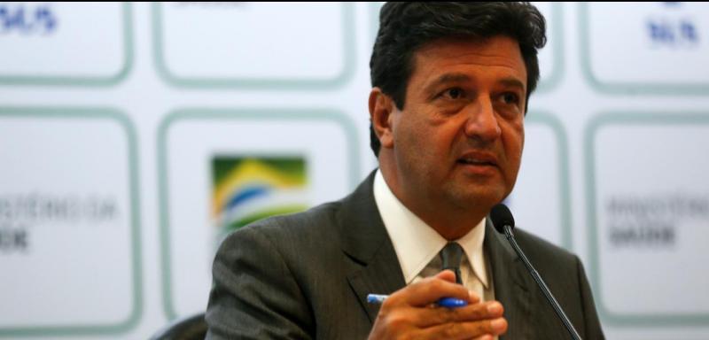 Mandetta adota posição de enfrentamento a Bolsonaro