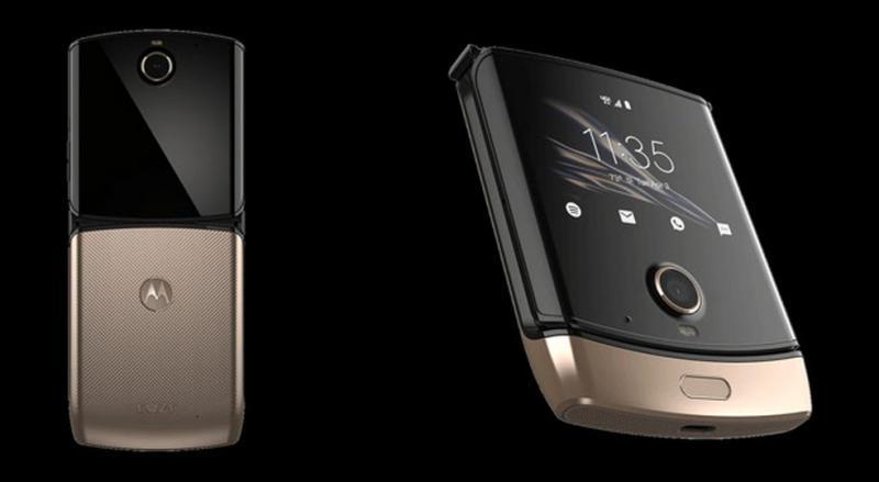 Motorola Razr: Motorola anuncia versão dourada do novo V3