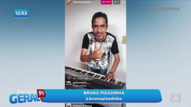 Bruno Pizadinha