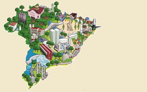 Mapa do Turismo Brasileiro: fique atento à nova categorização dos Municípios