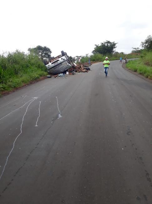 Grave acidente deixa vitima fatal na MA-371