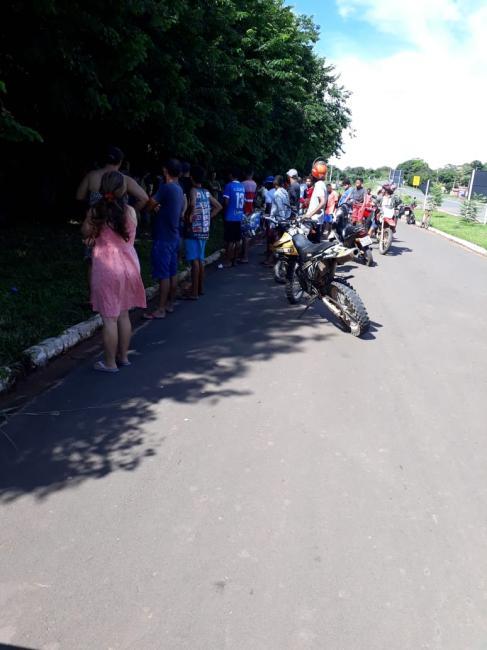 Criança é encontrada morta no bairro Açudinho em São João dos Patos