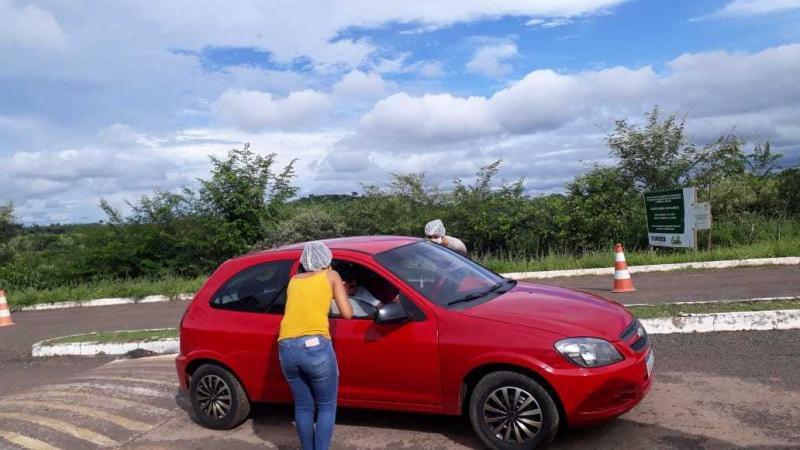 Saúde de Cajazeiras do Piauí monta barreira contra o Covid-19