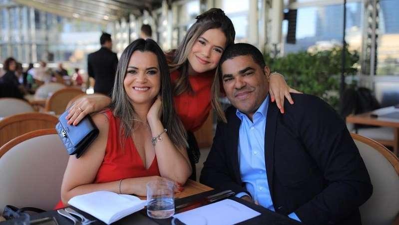 Maisa relata caso de racismo contra o pai nas redes sociais