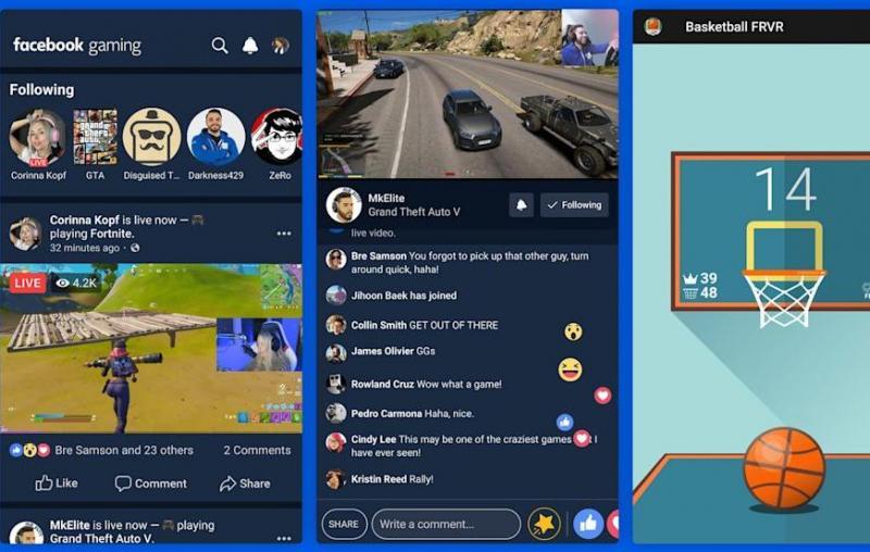 Facebook lança aplicativo rival do Twitch e YouTube nesta segunda-feira