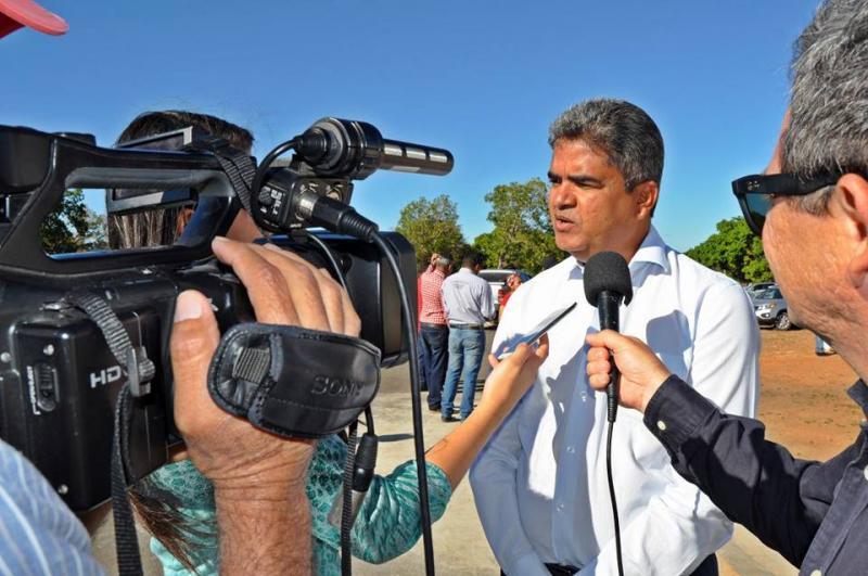 Prefeito da cidade de Corrente faz balanço do seu governo em entrevista exclusiva