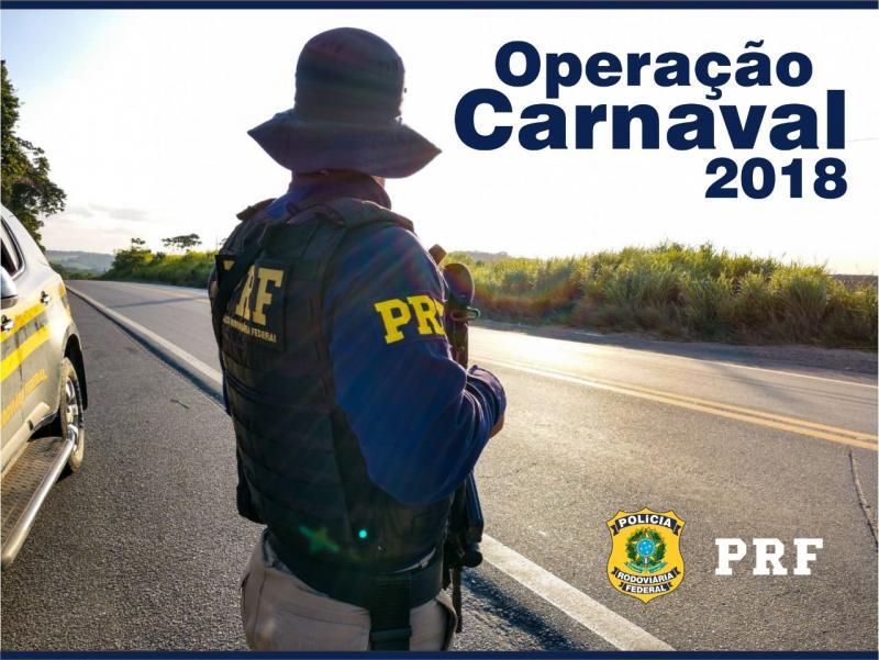 PRF registra redução no número de mortes durante carnaval no PI