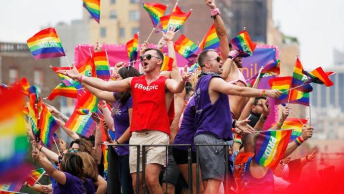 New York City Pride March (Photo: Kena Betancur)