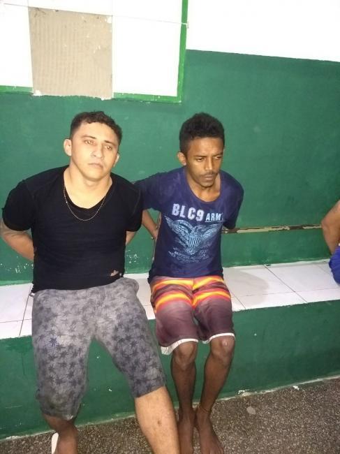 Agentes abortam fuga de presos em penitenciária do Piauí