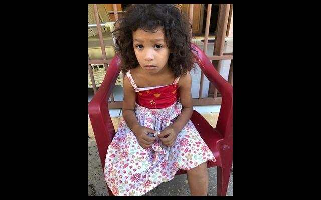 Família de criança perdida em Teresina é encontrada