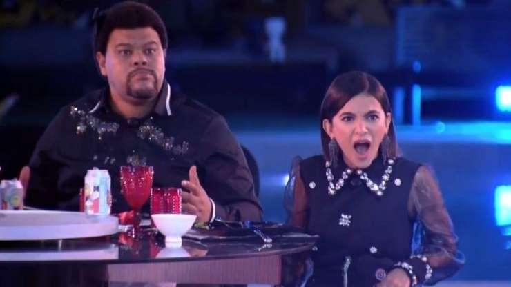 Reação de Babu ao ver Dua Lipa no telão vira meme: