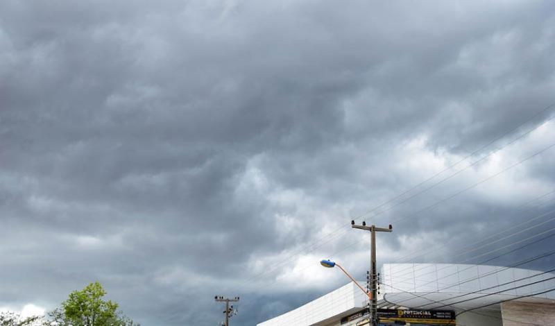 Defesa Civil Estadual notifica Amarante e 128 municípios por risco de tempestade