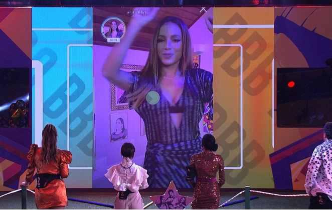 BBB20: Após campanha contra Manu, Anitta faz live e web reage