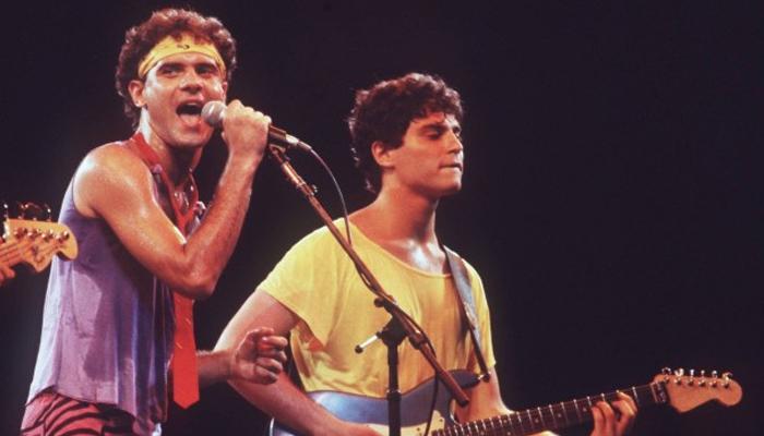 O auge do rock nacional durante a década de 1980