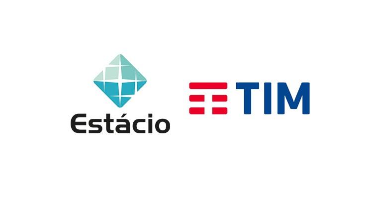 TIM fecha parceria com Estácio para aulas on-line