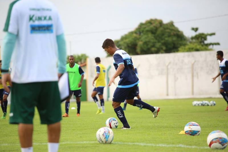 Altos perde para o Botafogo-PB e fica na lanterna do grupo C